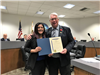 Proclamation to the Alzheimer's Association of Orange County for World Awareness Month
