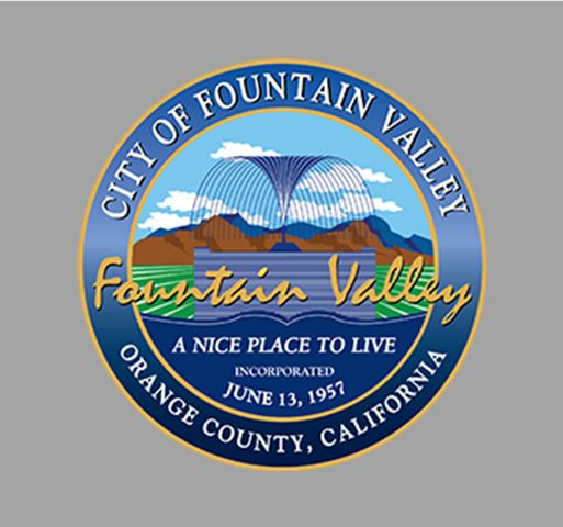 City of Fountain Valley Seal