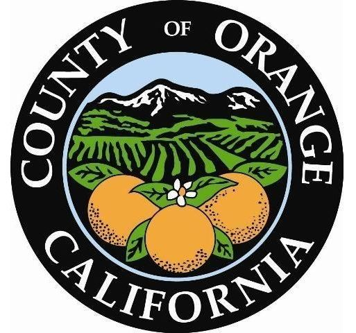 Orange County News Flash Logo