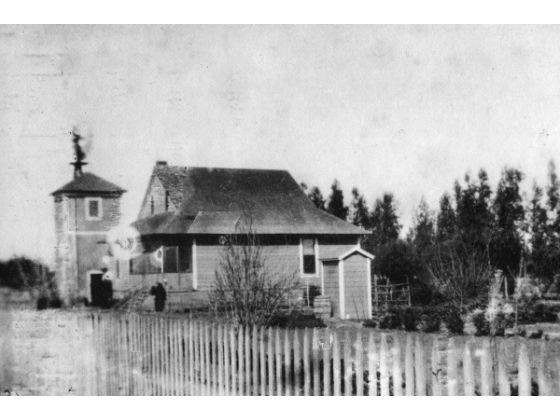 Courreges Ranch 1910