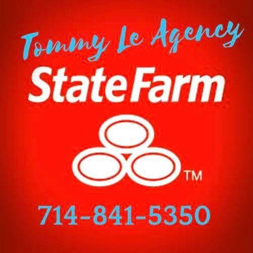 Tommy Le State Farm Logo