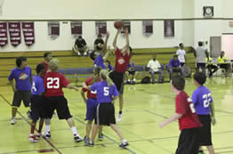 Fountain Valley Youth Basketball
